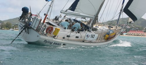 Koopmans 46, Sailing Yacht Koopmans 46 te koop bij Jachtmakelaardij Kappers