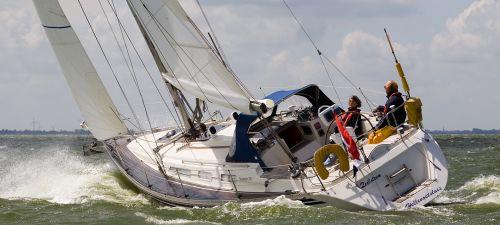 Scanner 391, Sailing Yacht  for sale by Jachtmakelaardij Kappers