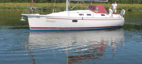 Dufour Gib'Sea 33, Zeiljacht Dufour Gib'Sea 33 te koop bij Jachtmakelaardij Kappers