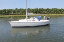 Hanse 311, Zeiljacht Hanse 311 for sale by Jachtmakelaardij Kappers
