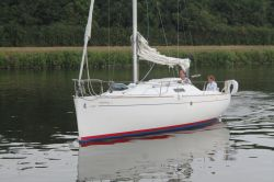 Beneteau First 260 Spirit, Zeiljacht Beneteau First 260 Spirit for sale by Jachtmakelaardij Kappers