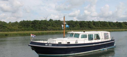 Sk Kotter 1200 OK, Motor Yacht  for sale by Jachtmakelaardij Kappers