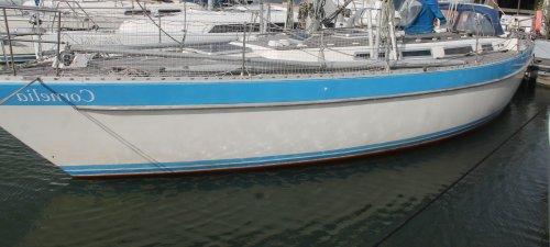 Hood 38 MK I Centreboard, Sailing Yacht Hood 38 MK I Centreboard for sale at Jachtmakelaardij Kappers