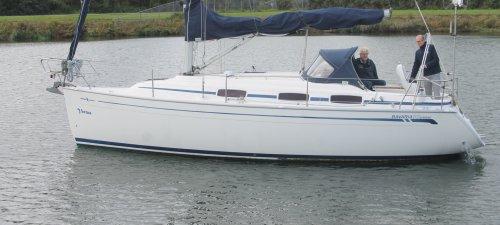 Bavaria 30 Cruiser, Zeiljacht Bavaria 30 Cruiser te koop bij Jachtmakelaardij Kappers