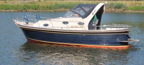 Test 123, Woonboot Test 123 te koop bij Jachtmakelaardij Kappers
