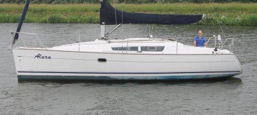 Jeanneau Sun Odyssey 32i, Zeiljacht Jeanneau Sun Odyssey 32i te koop bij Jachtmakelaardij Kappers