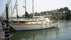 Sparkman & Stephens Pipe Dream Cruising Sloop, Sailing Yacht Sparkman & Stephens Pipe Dream Cruising Sloop For sale at Jachtmakelaardij Kappers