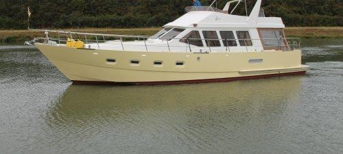 All Marine 1430, Motoryacht All Marine 1430 zum Verkauf bei Jachtmakelaardij Kappers