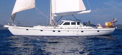 Kanter 58 Pilothouse, Sailing Yacht Kanter 58 Pilothouse for sale at Jachtmakelaardij Kappers