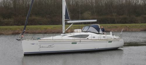 Jeanneau Sun Odyssey 42 DS, Zeiljacht  for sale by Jachtmakelaardij Kappers