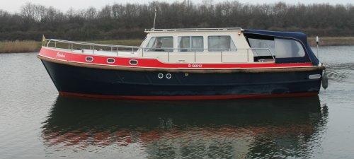 Barkas 11.60, Motor Yacht Barkas 11.60 for sale at Jachtmakelaardij Kappers
