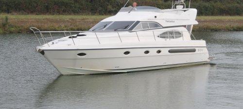 Admiral 45 Flybridge, Motorjacht Admiral 45 Flybridge te koop bij Jachtmakelaardij Kappers