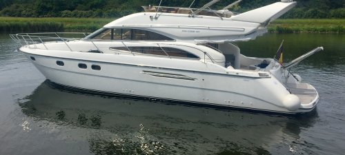 Princess 50 FLYBRIDGE, Motor Yacht Princess 50 FLYBRIDGE te koop bij Jachtmakelaardij Kappers