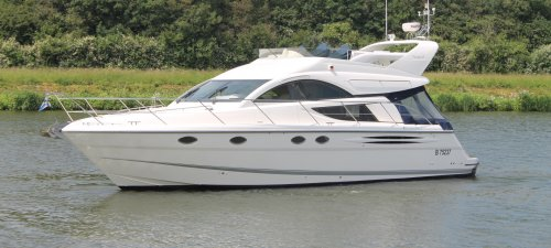 Fairline Phantom 43, Motor Yacht Fairline Phantom 43 te koop bij Jachtmakelaardij Kappers