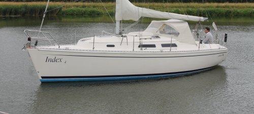 Hanse 311, Zeiljacht Hanse 311 te koop bij Jachtmakelaardij Kappers