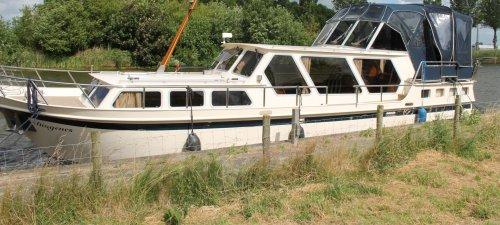 Molenkruiser 1400, Motorjacht Molenkruiser 1400 te koop bij Jachtmakelaardij Kappers