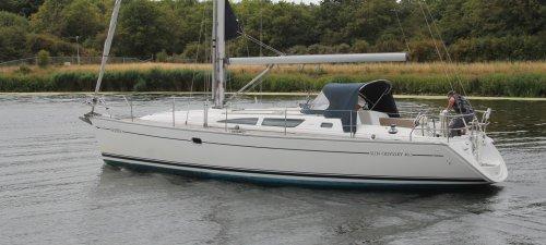 Jeanneau Sun Odyssey 40, Sailing Yacht Jeanneau Sun Odyssey 40 te koop bij Jachtmakelaardij Kappers