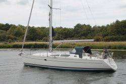 Jeanneau Sun Odyssey 40, Sailing Yacht Jeanneau Sun Odyssey 40 for sale by Jachtmakelaardij Kappers