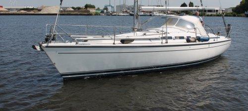 Dehler 35 Cruising, Zeiljacht Dehler 35 Cruising te koop bij Jachtmakelaardij Kappers