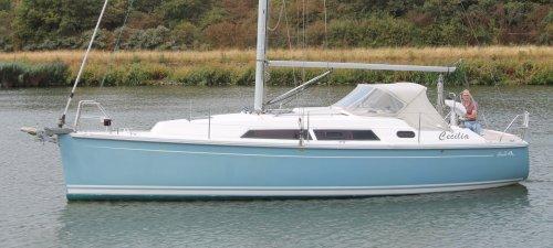Hanse 320, Zeiljacht Hanse 320 te koop bij Jachtmakelaardij Kappers