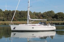 Bavaria 38 Cruiser Special Edition, Sailing Yacht Bavaria 38 Cruiser Special Edition for sale by Jachtmakelaardij Kappers