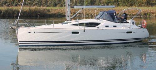 Jeanneau Sun Odyssey 39 DS, Sailing Yacht Jeanneau Sun Odyssey 39 DS te koop bij Jachtmakelaardij Kappers