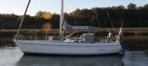 Victoire 1200, Zeiljacht Victoire 1200 te koop bij Jachtmakelaardij Kappers