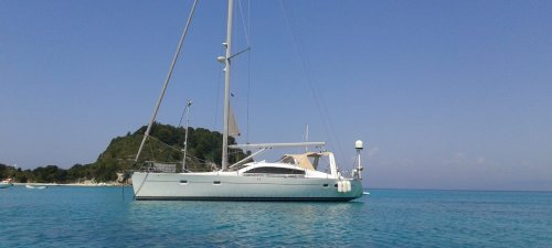 Wauquiez Pilot Saloon 47, Sailing Yacht Wauquiez Pilot Saloon 47 for sale at Jachtmakelaardij Kappers