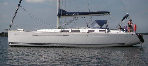 Dufour 425 Grand Large, Sailing Yacht Dufour 425 Grand Large te koop bij Jachtmakelaardij Kappers