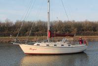Island Packet 35 38, Sailing Yacht Island Packet 35 38 For sale at Jachtmakelaardij Kappers