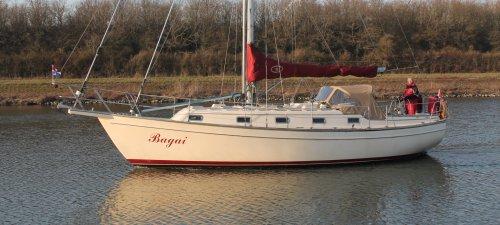Island Packet 35 38, Zeiljacht Island Packet 35 38 te koop bij Jachtmakelaardij Kappers