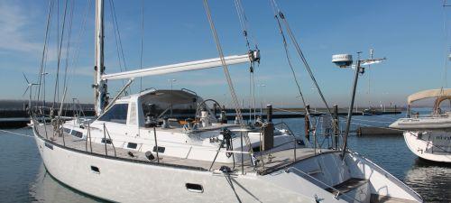 Simonis Cutter 54 Type Trintella, Sailing Yacht  for sale by Jachtmakelaardij Kappers
