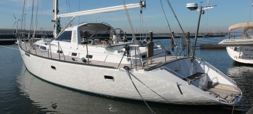 Simonis Cutter 54 Type Trintella, Sailing Yacht Simonis Cutter 54 Type Trintella for sale at Jachtmakelaardij Kappers
