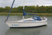 Dehler 28, Sailing Yacht Dehler 28 For sale at Jachtmakelaardij Kappers
