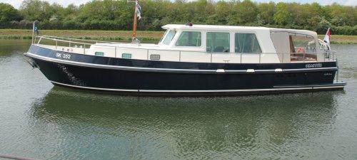 Sk Kotter 1250, Motorjacht Sk Kotter 1250 te koop bij Jachtmakelaardij Kappers