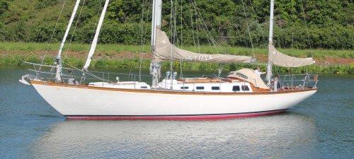 Hood 52, Sailing Yacht Hood 52 te koop bij Jachtmakelaardij Kappers