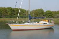 Lady Of The Lowlands 47, Sailing Yacht Lady Of The Lowlands 47 For sale at Jachtmakelaardij Kappers