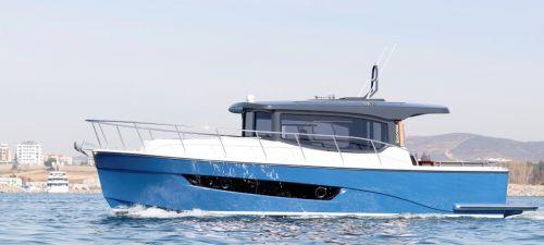 Pescador 35, Motorjacht  for sale by Jachtmakelaardij Kappers