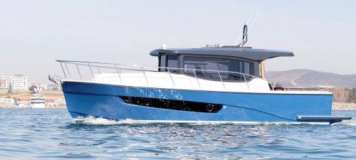 Pescador 35, Motorjacht Pescador 35 te koop bij Jachtmakelaardij Kappers