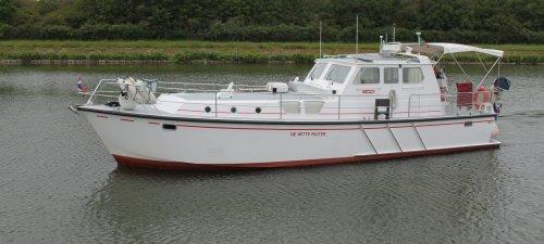 Pilot 44, Motoryacht Pilot 44 zum Verkauf bei Jachtmakelaardij Kappers