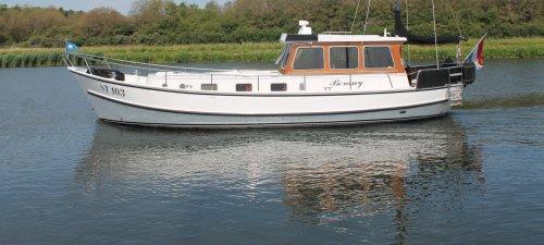 Staverse Kotter 1200, Motor Yacht Staverse Kotter 1200 te koop bij Jachtmakelaardij Kappers
