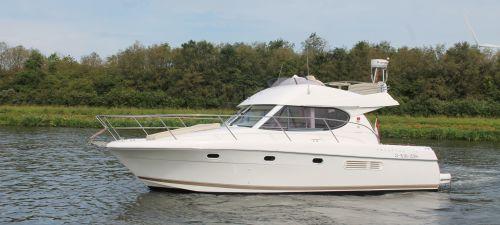 Jeanneau Prestige 32, Motoryacht  for sale by Jachtmakelaardij Kappers