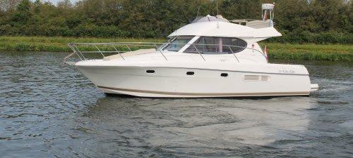 Jeanneau Prestige 32, Motorjacht Jeanneau Prestige 32 te koop bij Jachtmakelaardij Kappers