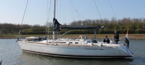 Beneteau First 435, Sailing Yacht  for sale by Jachtmakelaardij Kappers