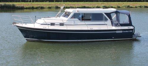 Excellent 1000, Motor Yacht Excellent 1000 te koop bij Jachtmakelaardij Kappers