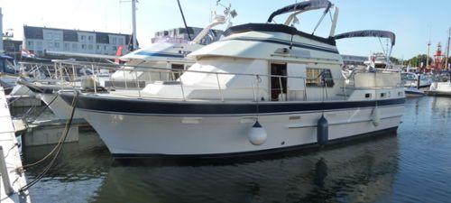 Tarquin Trader 41 + 2 Sundeck, Motor Yacht  for sale by Jachtmakelaardij Kappers