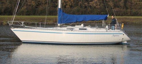 Granada 375, Zeiljacht Granada 375 te koop bij Jachtmakelaardij Kappers