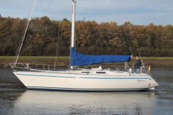Granada 375, Sailing Yacht  for sale by Jachtmakelaardij Kappers