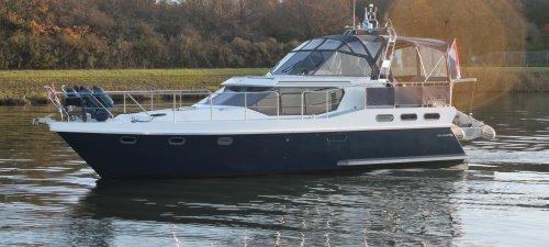 Reline 41 SLX, Motorjacht Reline 41 SLX te koop bij Jachtmakelaardij Kappers