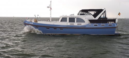 Boarncruiser 55 Classic, Motor Yacht Boarncruiser 55 Classic for sale at Jachtmakelaardij Kappers